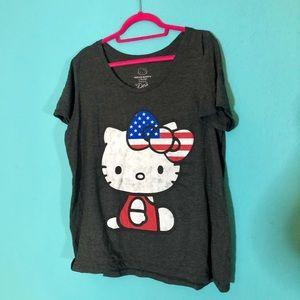 Torrid Hello Kitty tee shirt